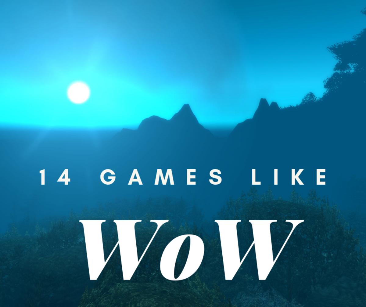 14 Games Like