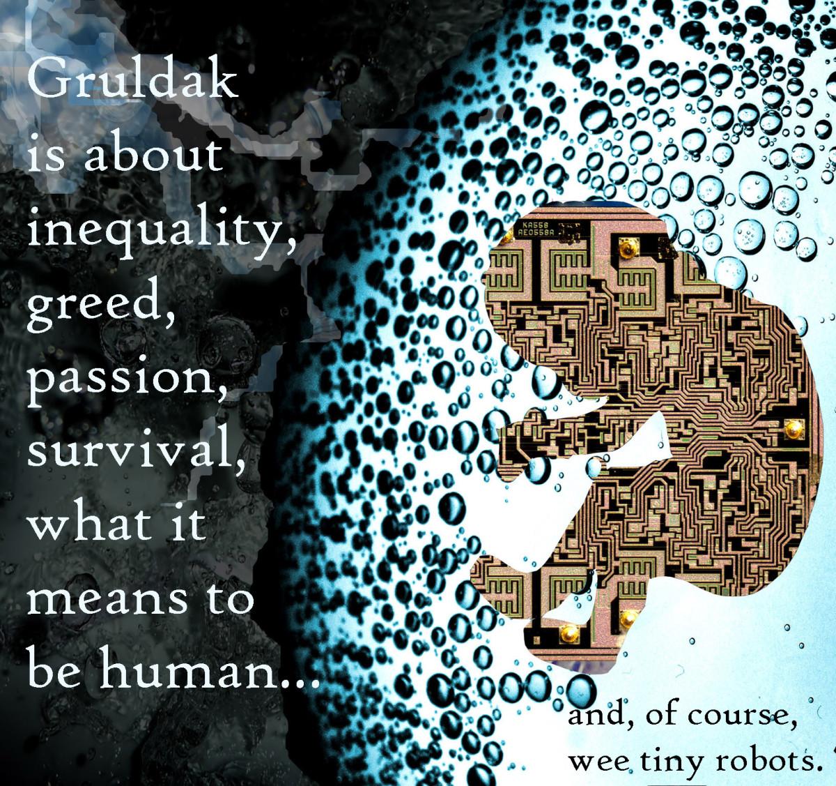 Gift of the Gruldak, Chapter 7: Heartless