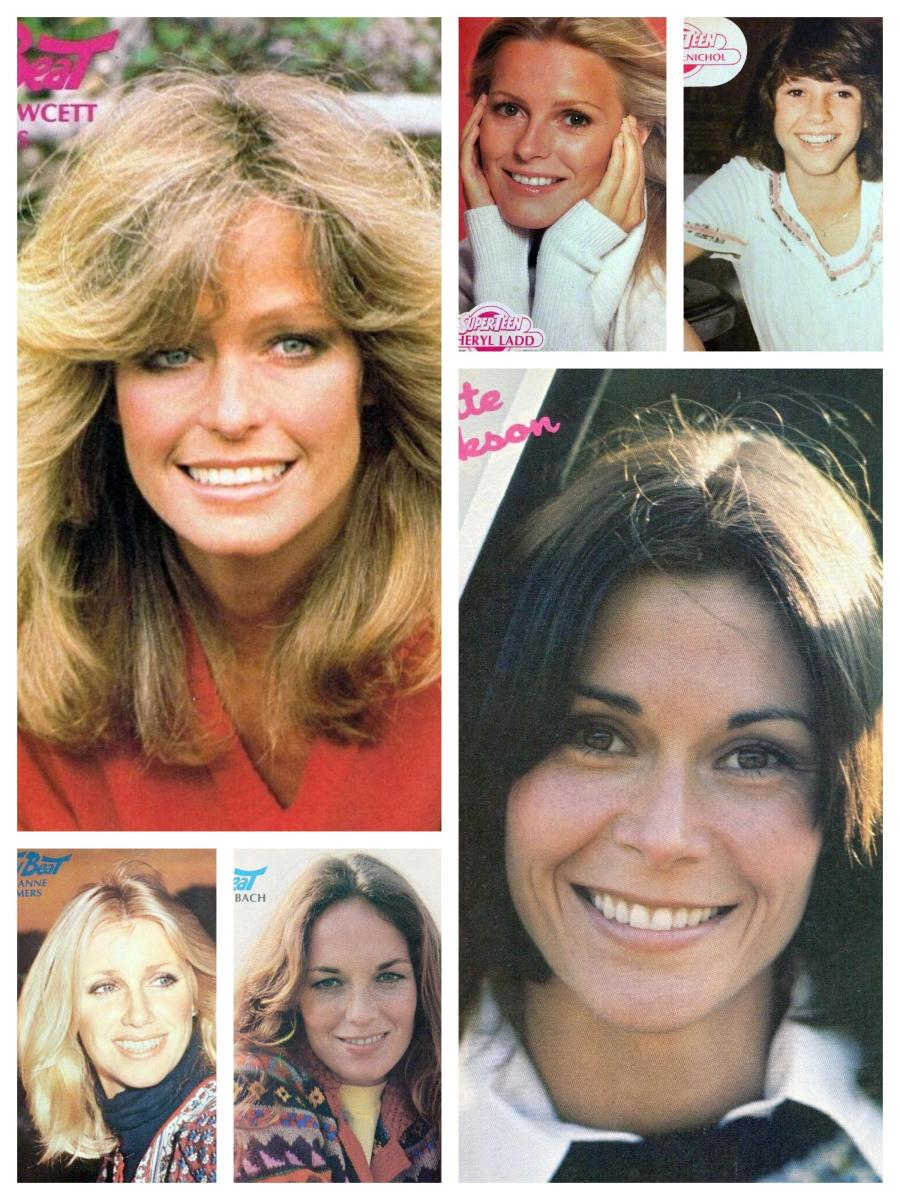 1970s Popular Female Teen Idols