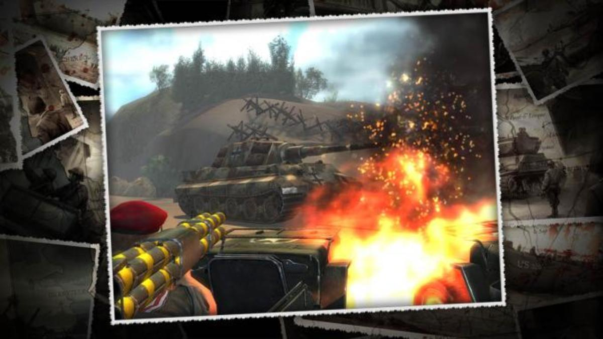 10 Best War Games for Android