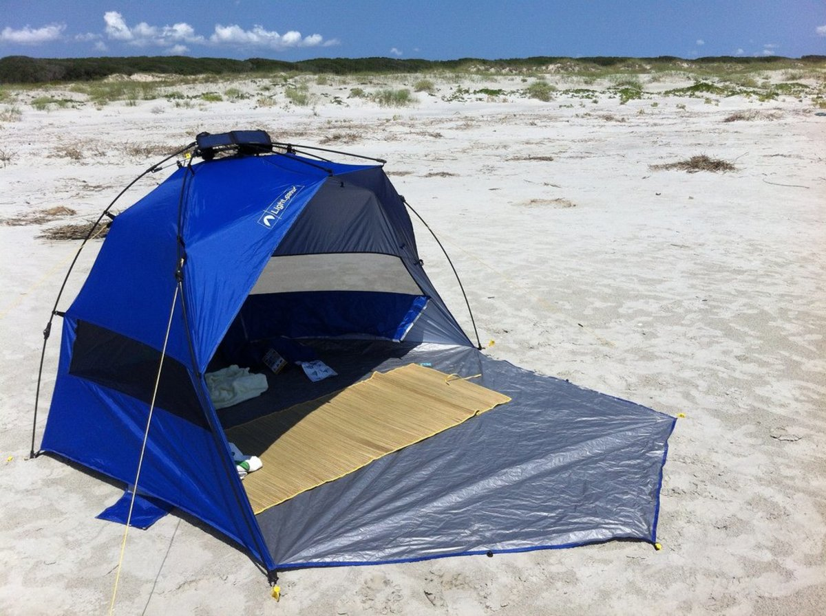 What Are The Best Beach Tents: 5 Reviews Of Pop Up Summer Shade