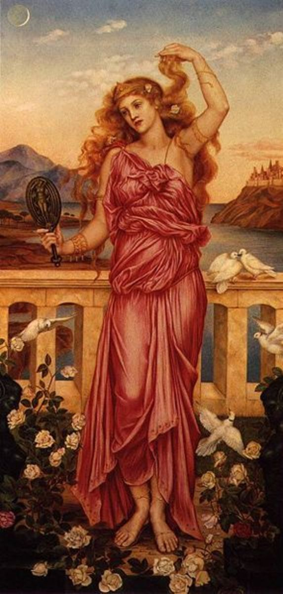 Evelyn de Morgan PD-art-100