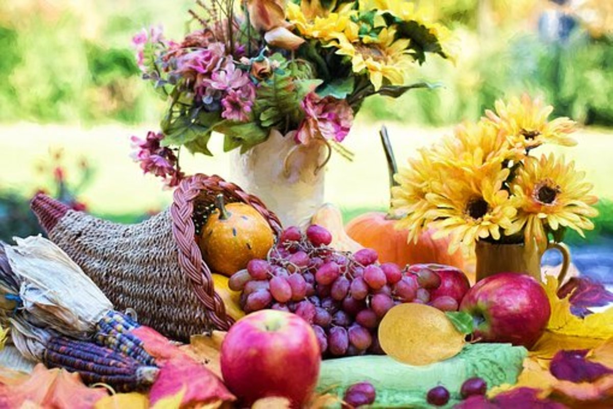 How Did the Cornucopia Become Associated With Thanksgiving?