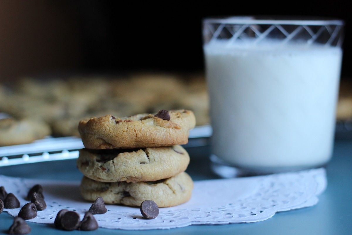 Cookies From a Box of Cake Mix