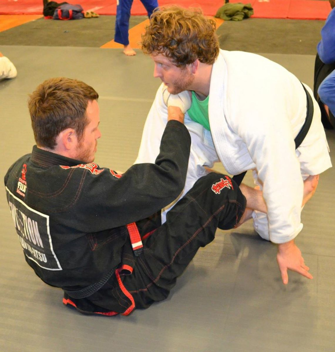 Basic Deep De La Riva Guard: A BJJ Sweeps Tutorial