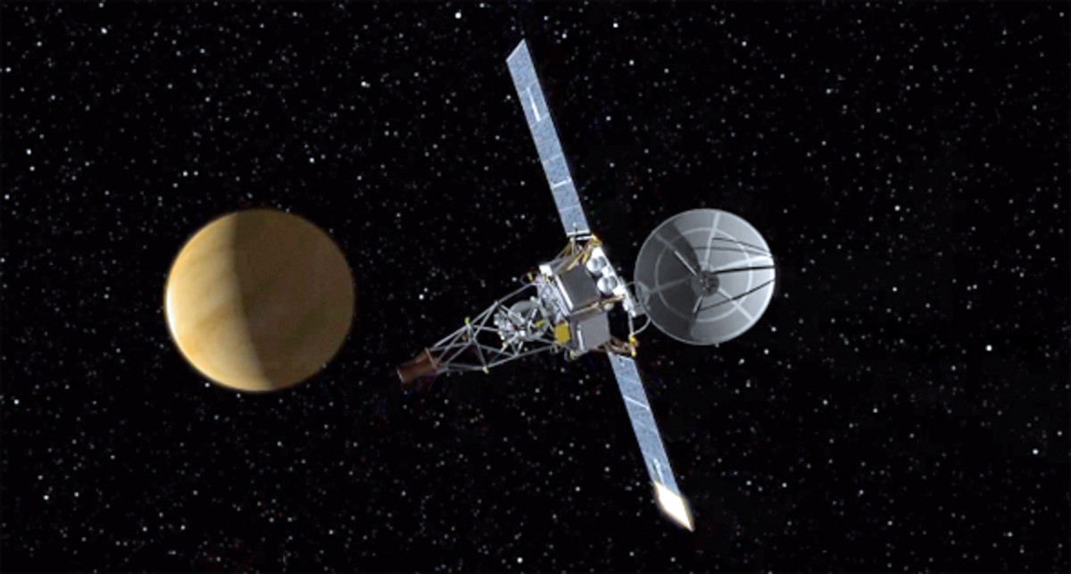 The Mariner 2 Space Probe, NASA's First Interplanetary Success, and the First Mission to Planet Venus
