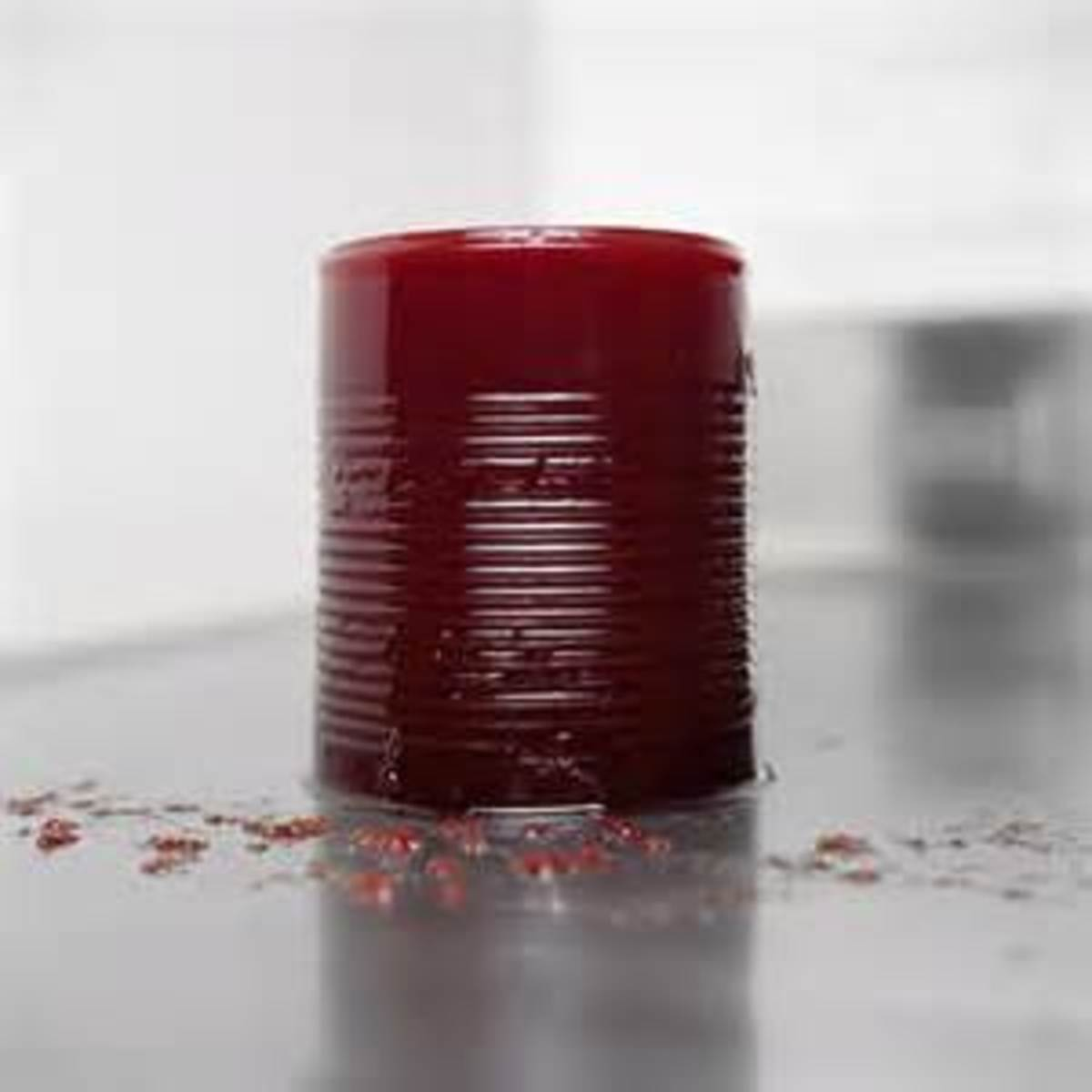 Cranberry Sauce (It's called).