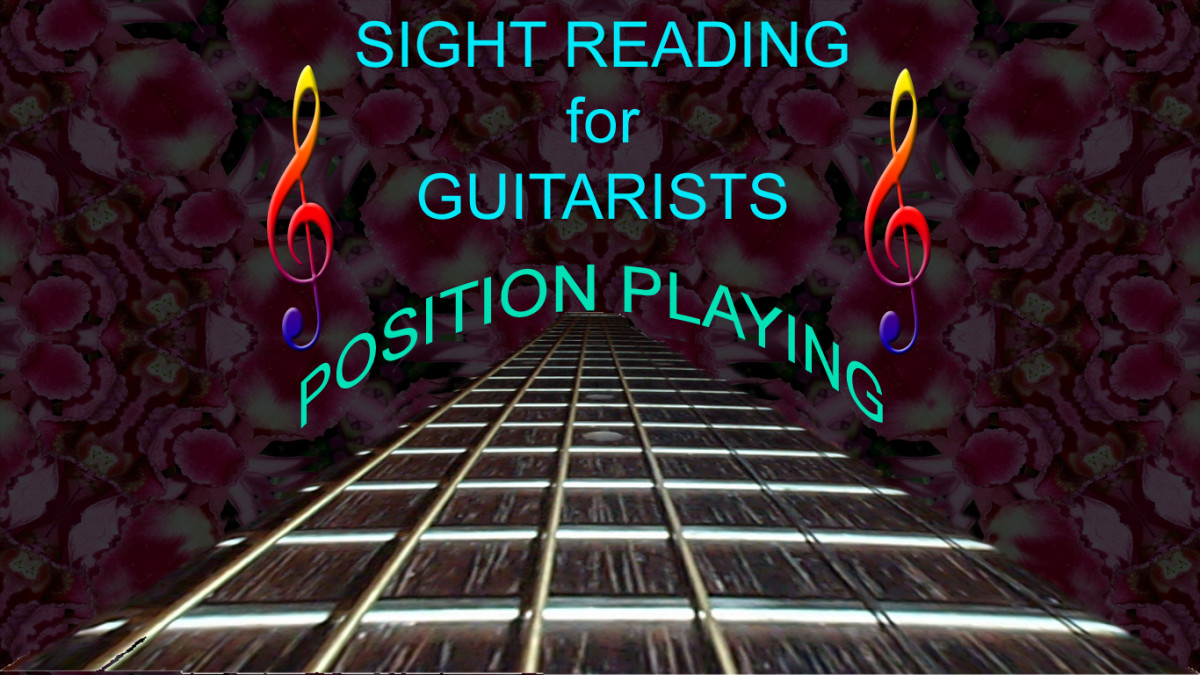 Sight Reading for Guitarists: Fretboard Position Playing