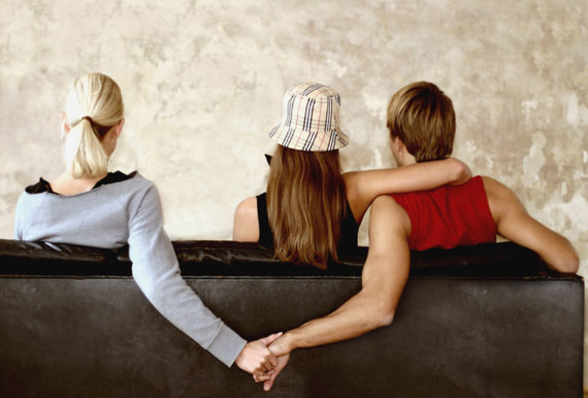 Is he being unfaithful?  Is she seeing someone behind your back?  Trust your gut instinct and check for the warning signs...