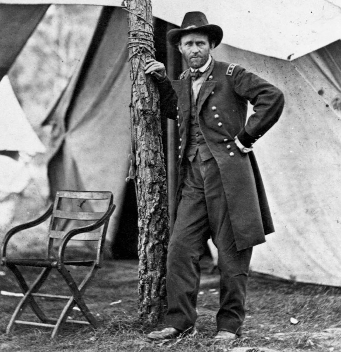 When Confederates Saluted Ulysses S. Grant Instead of Shooting Him in the Civil War
