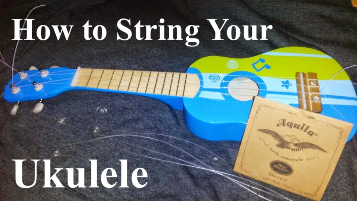 How to String Your Ukulele