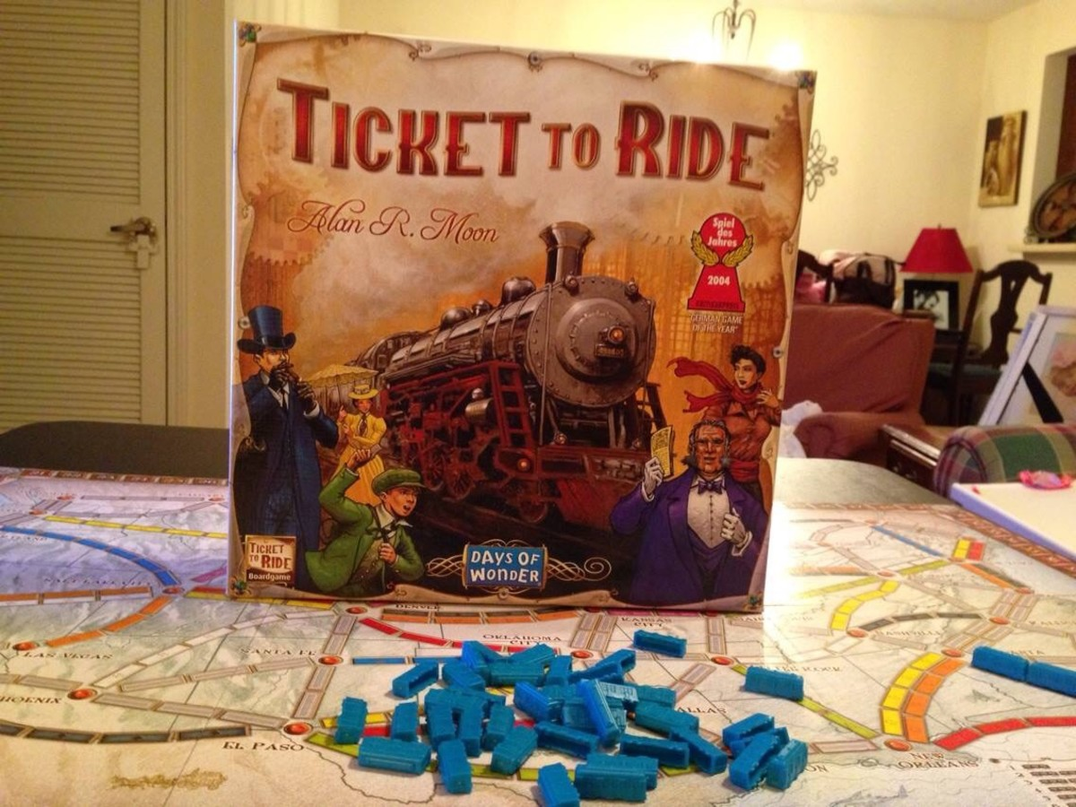 Board Games: 5 Reasons They're Good for You