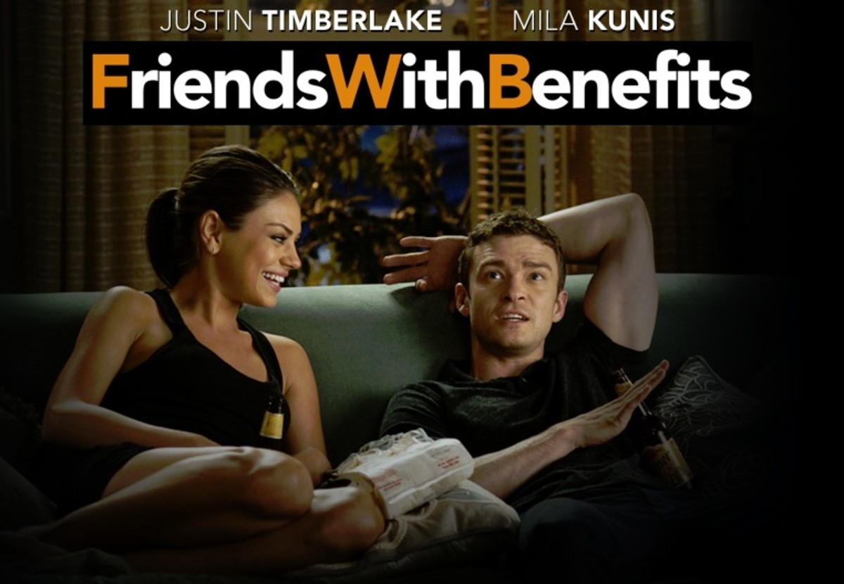 7 Movies Like Friends With Benefits