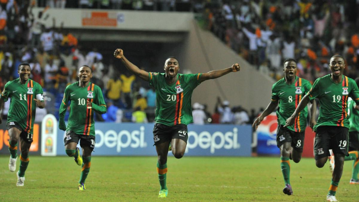 2012: Africa's Epic Marathon of Football