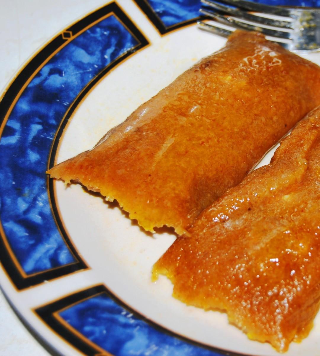 Island Bites: Puerto Rican Pasteles de Yuca