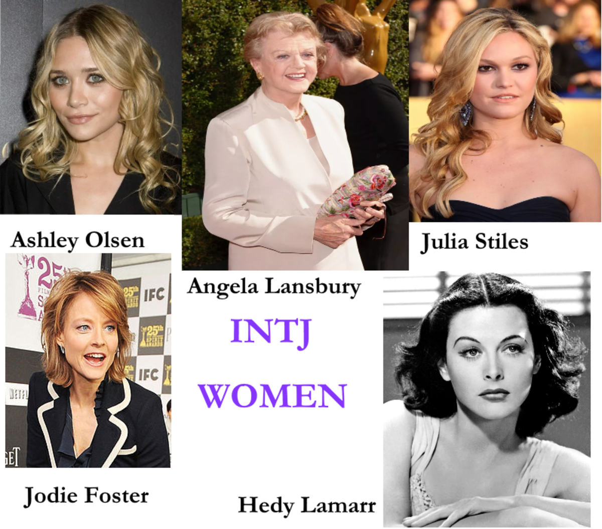 An INTJ woman is hard to find. That's because she is so rare!