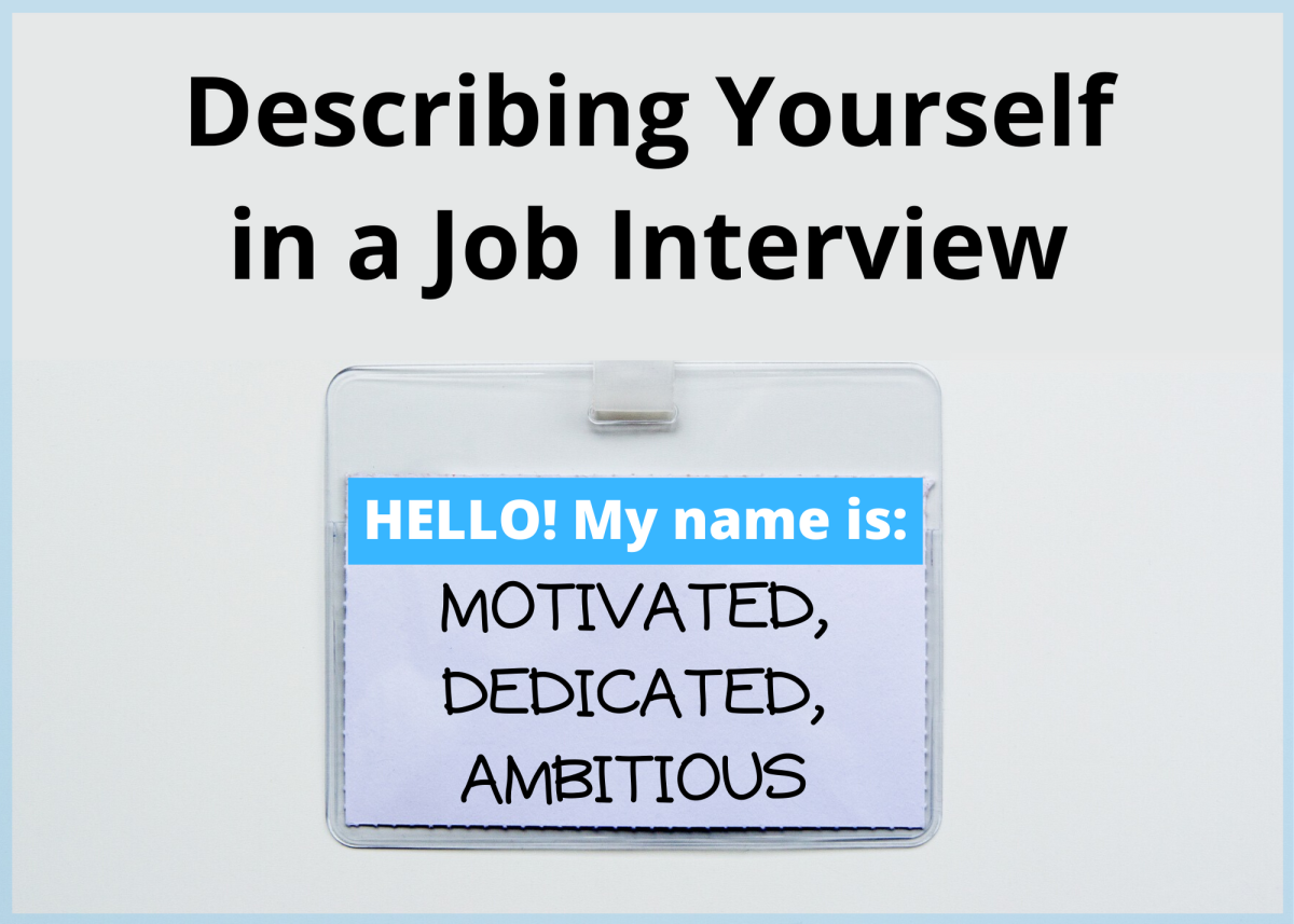 How to Describe Yourself During a Job Interview