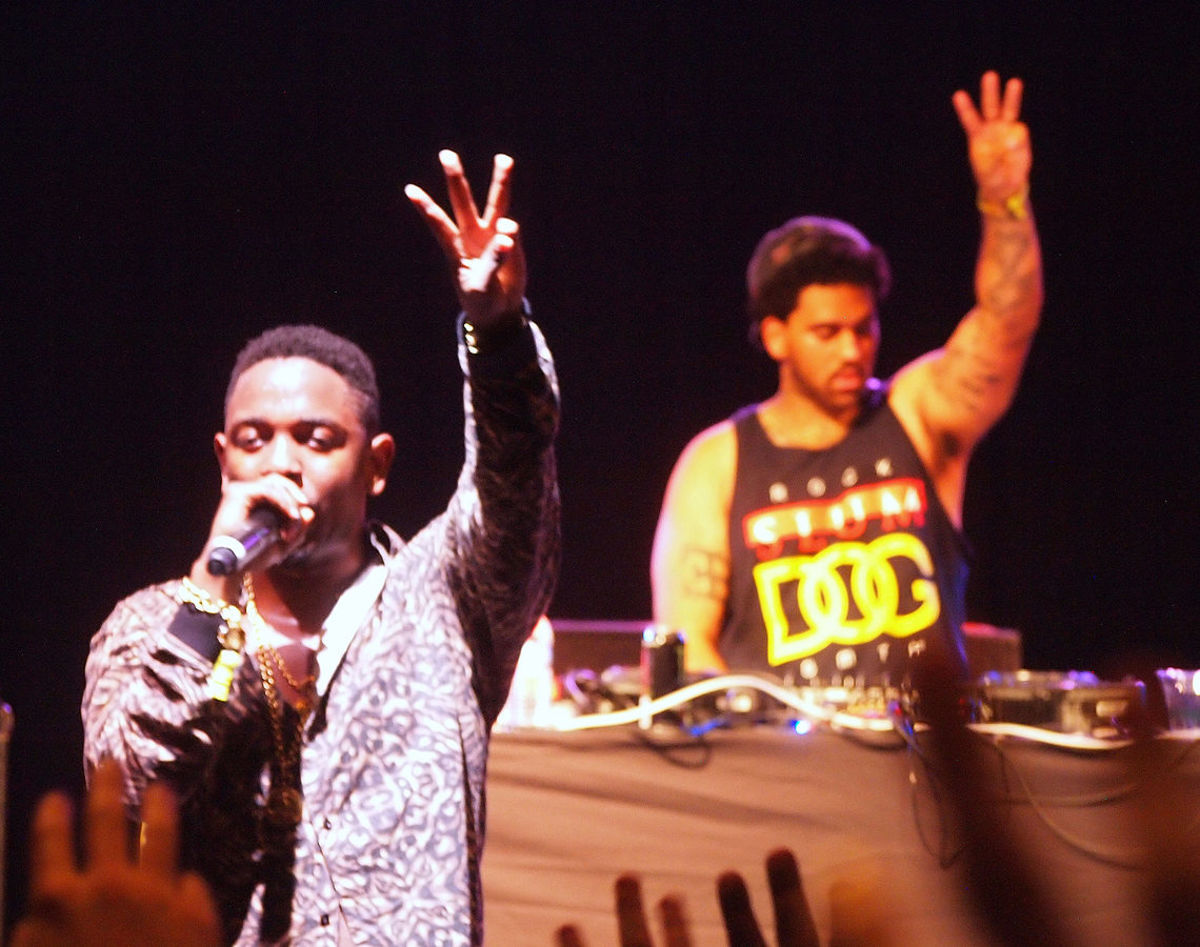 Hip-Hop Artists Similar to Kendrick Lamar | Spinditty