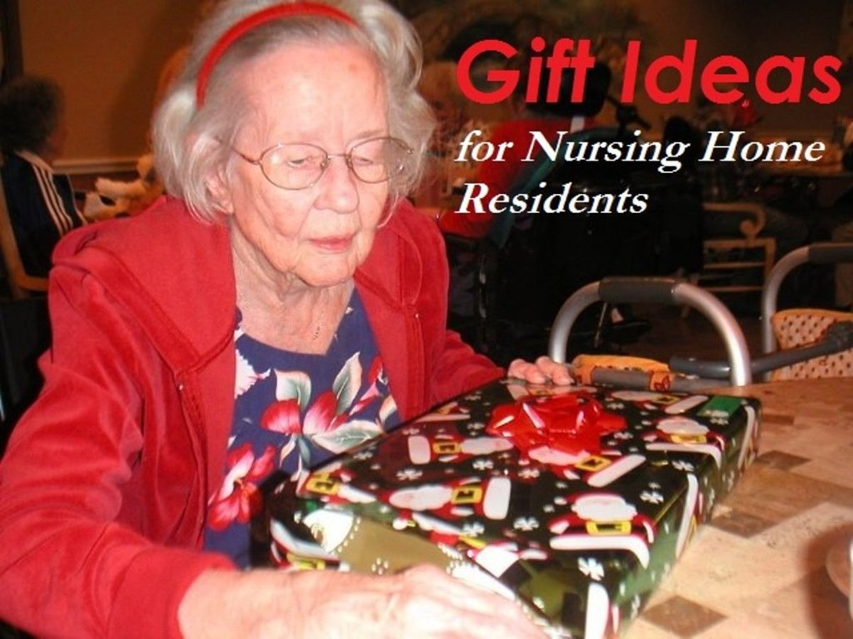 10 Gift Ideas for Nursing Home Residents