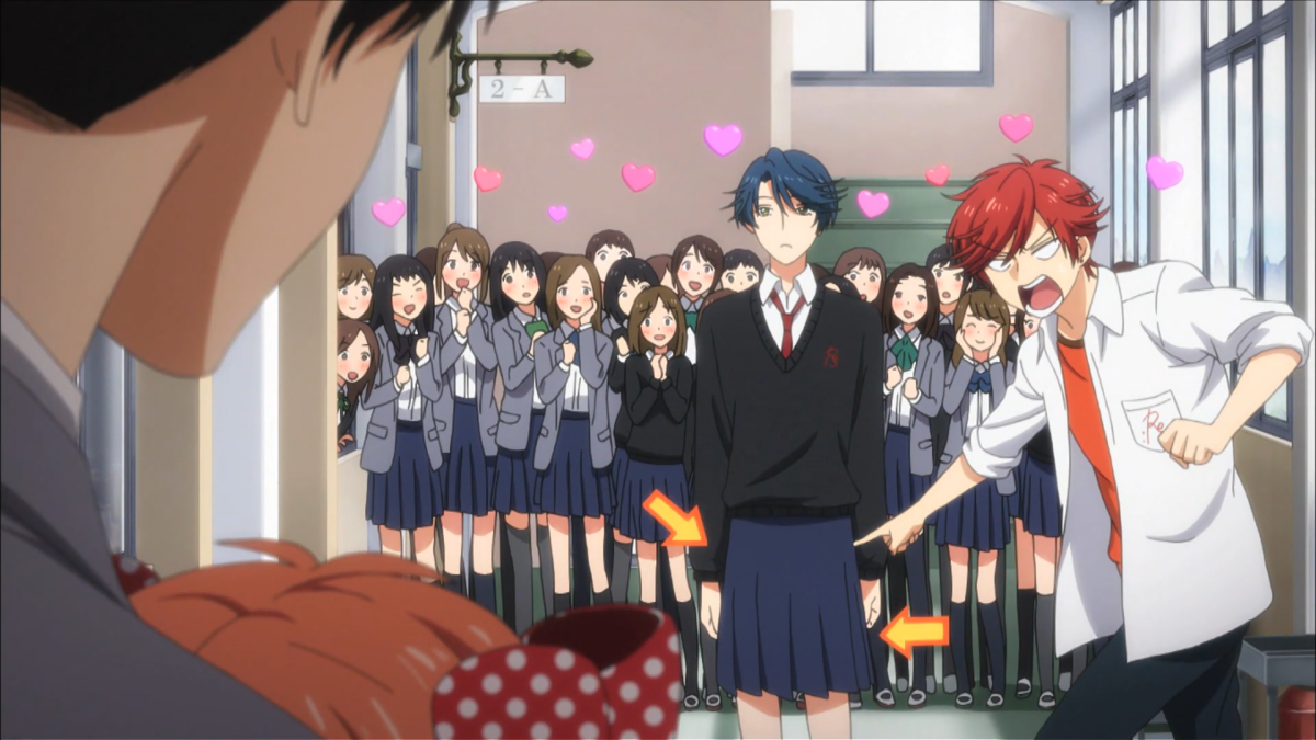 7 Anime Like 'Gekkan Shoujo Nozaki-kun' ('Monthly Girls' Nozaki-kun')
