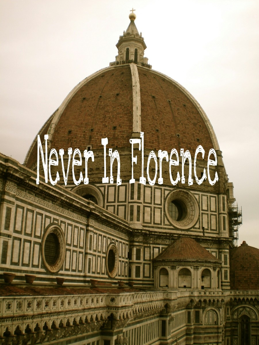 Never In Florence - Tips For Surviving A Visit To Firenze