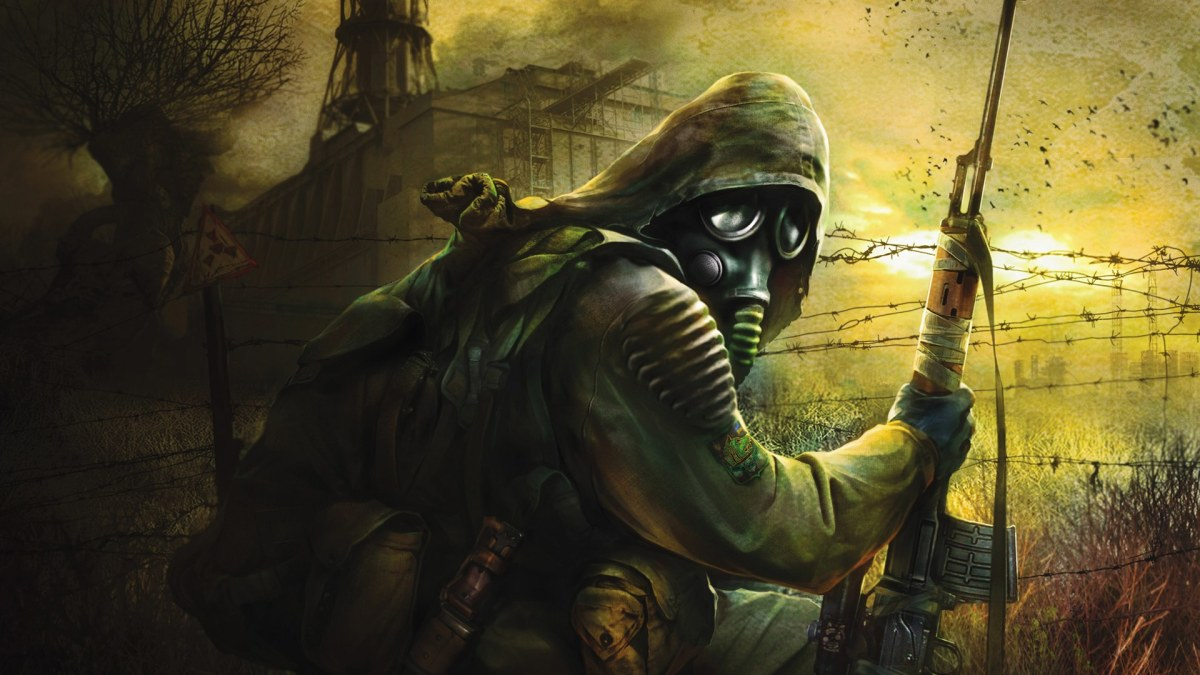 STALKER Is A Rare Series That Successfully Blends RPG And FPS Elements To Serve You With The Best Possible Result End Shooter Cum