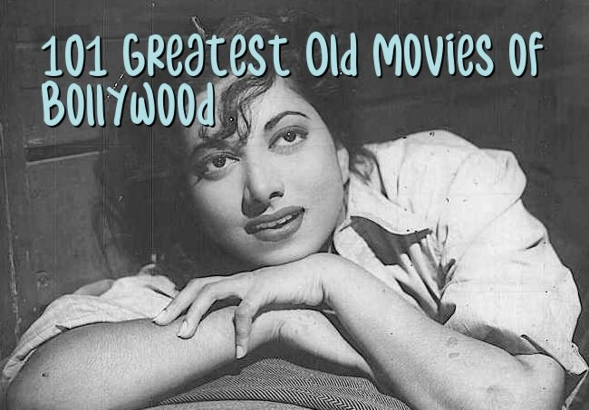 101 Best Old Hindi Movies From Bollywood (1950-1990)