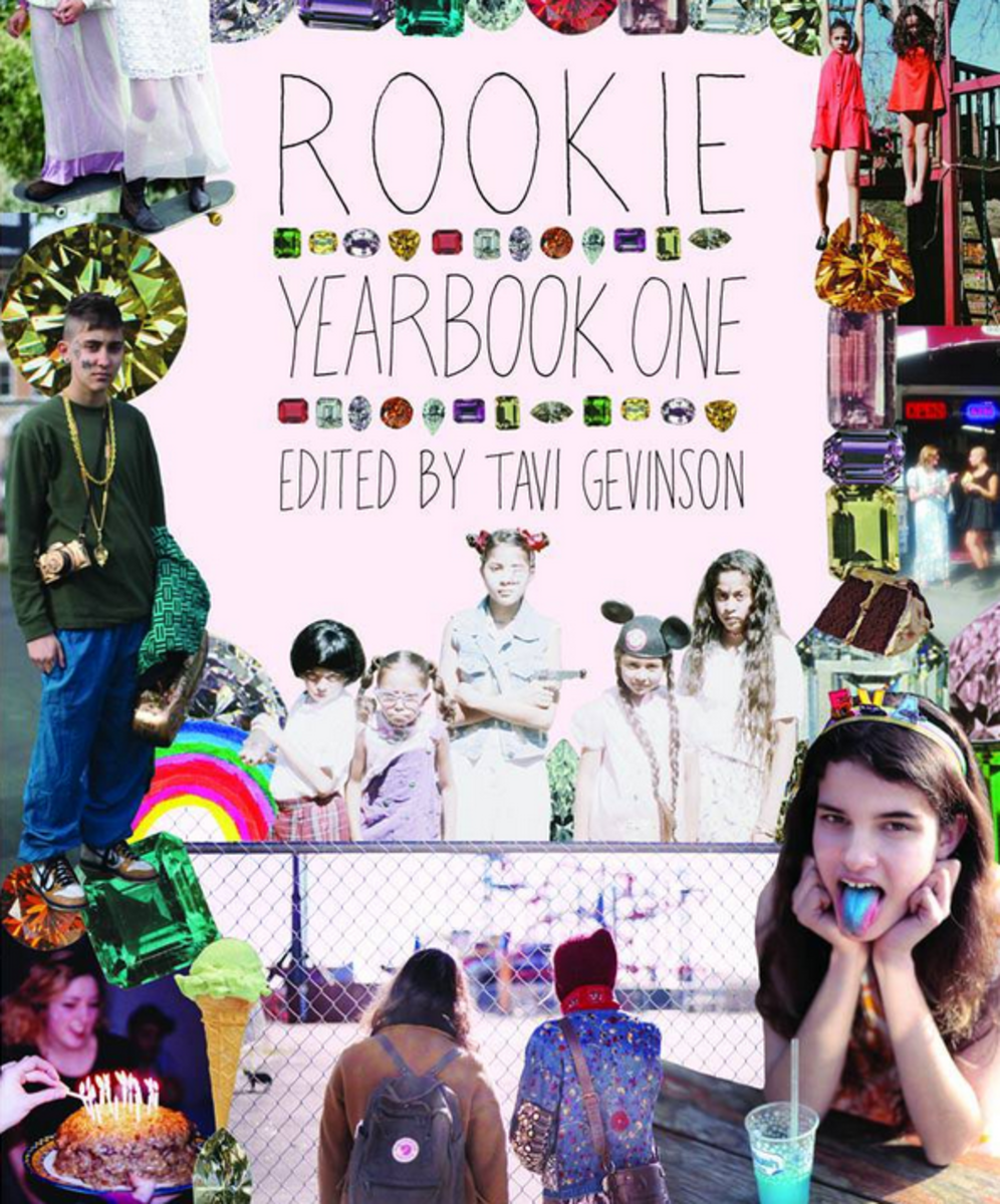 This is the first Rookie Yearbook: There are three others! They are non-sequential and can be read out of order.