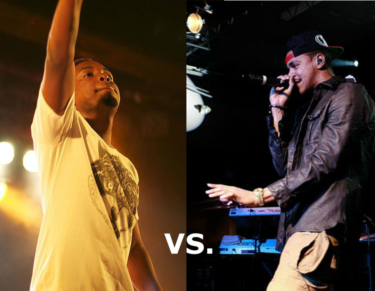Kendrick Lamar vs. J. Cole: The Best Rapper Alive, #BlackLivesMatter, and the The Politics of Hip-hop