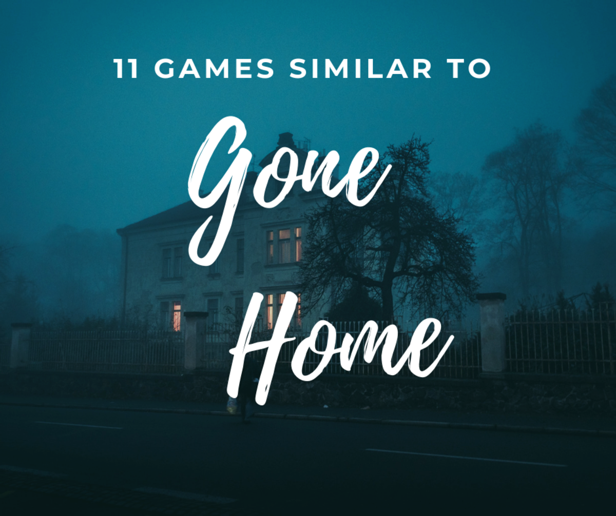 "11 Games Like ""Gone Home"": Best Adventure Exploration Games"