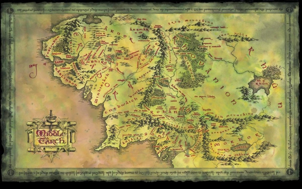 The Hobbit and The Lord of the Rings Unresolved Plot Lines