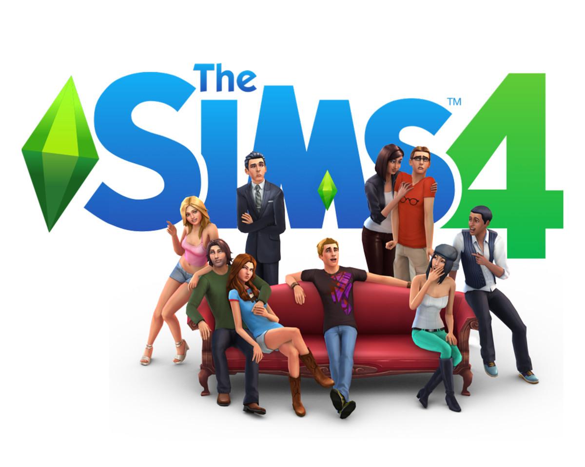 He Sims 4 скачать торрент - фото 4