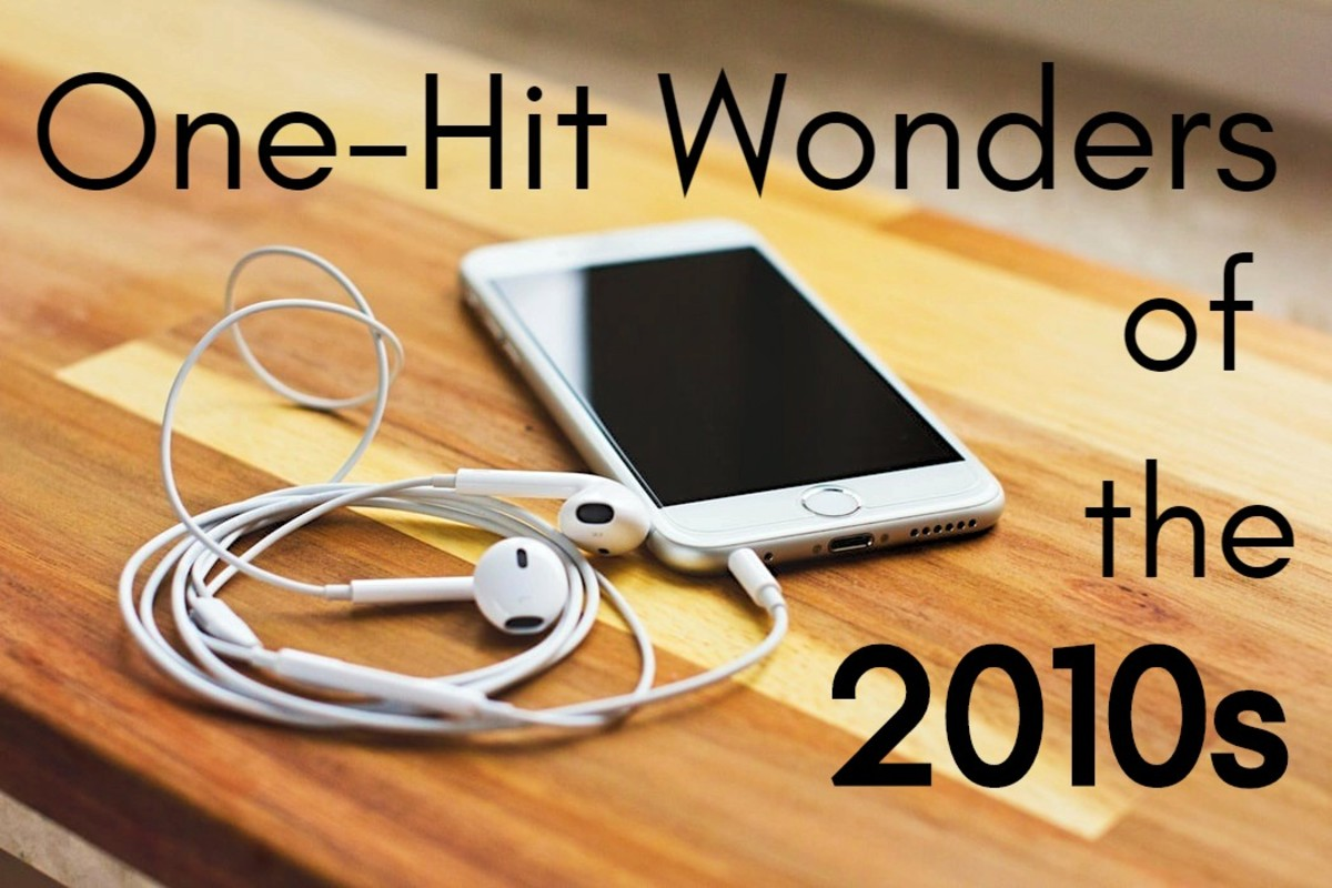 With the decade now behind us, make a 2010s nostalgia playlist featuring these favorite one-hit wonders from the era. A one-hit wonder is an artist who achieves success primarily for one song.