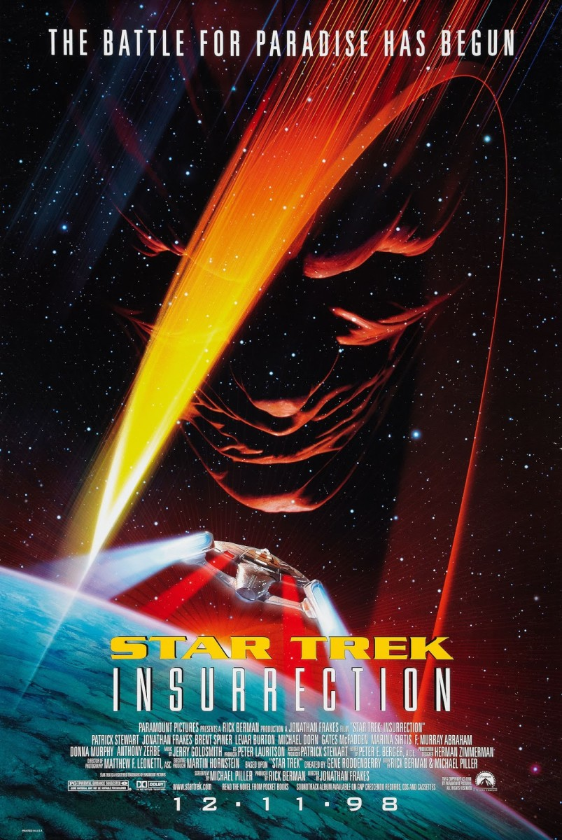 Should I Watch..? 'Star Trek: Insurrection'