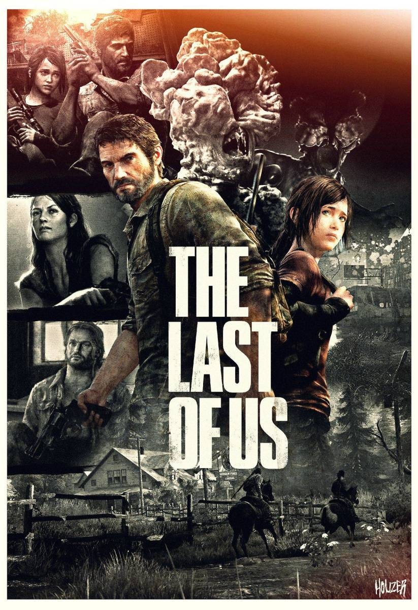 """The Last of Us"" follows Joel and Ellie as they fight to survive in a post-apocalyptic world."