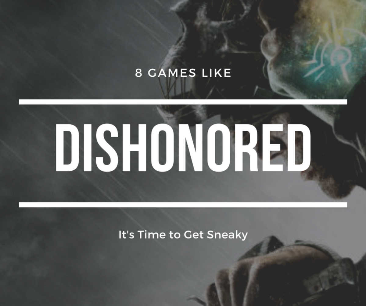 """8 Amazing Stealth-Adventure Games Like """"Dishonored"""""""