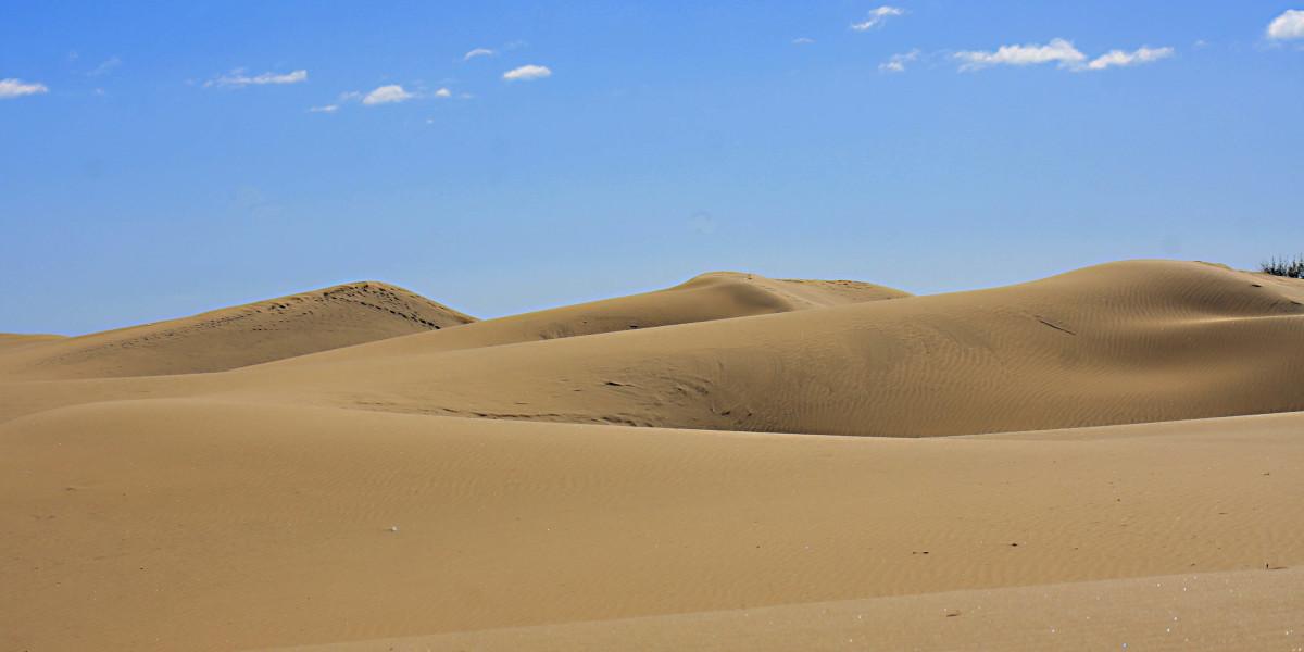 Gran Canaria: The Maspalomas Dunes