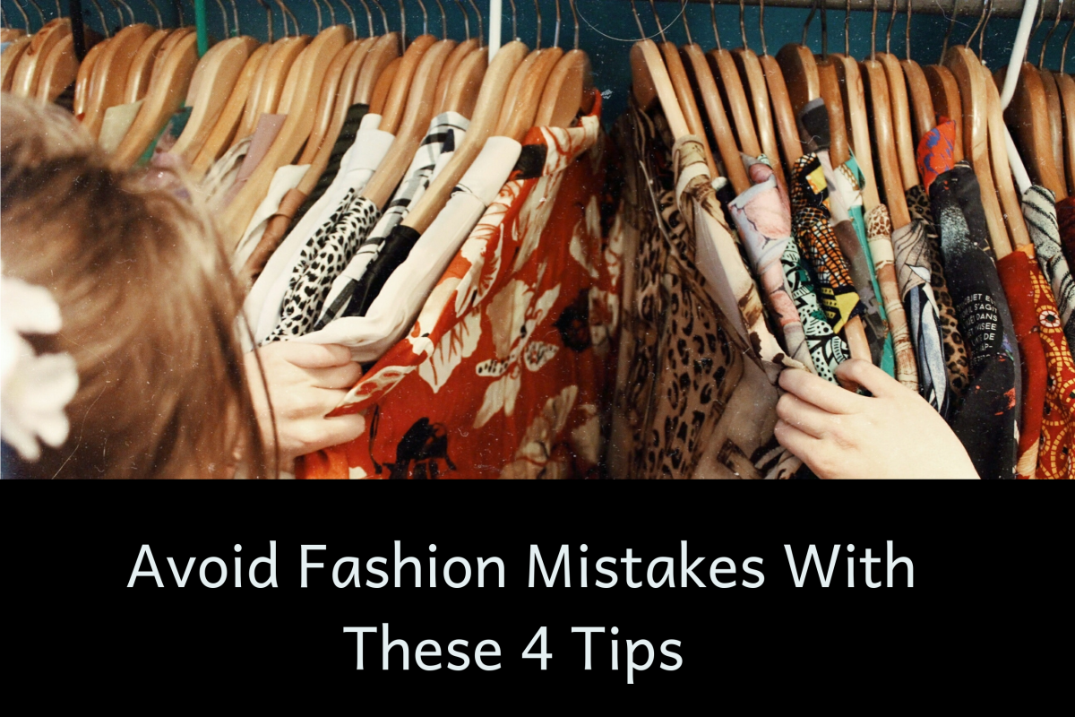 Are your closets and drawers full of unusable fashion mistakes?