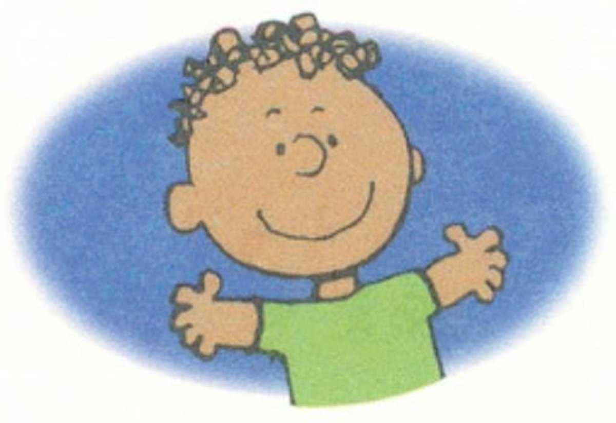 Franklin, the first black Peanuts character
