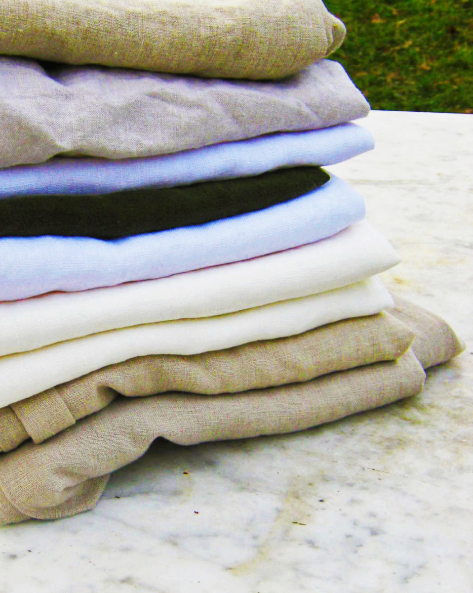 Make Your Own Linen Pillowcases