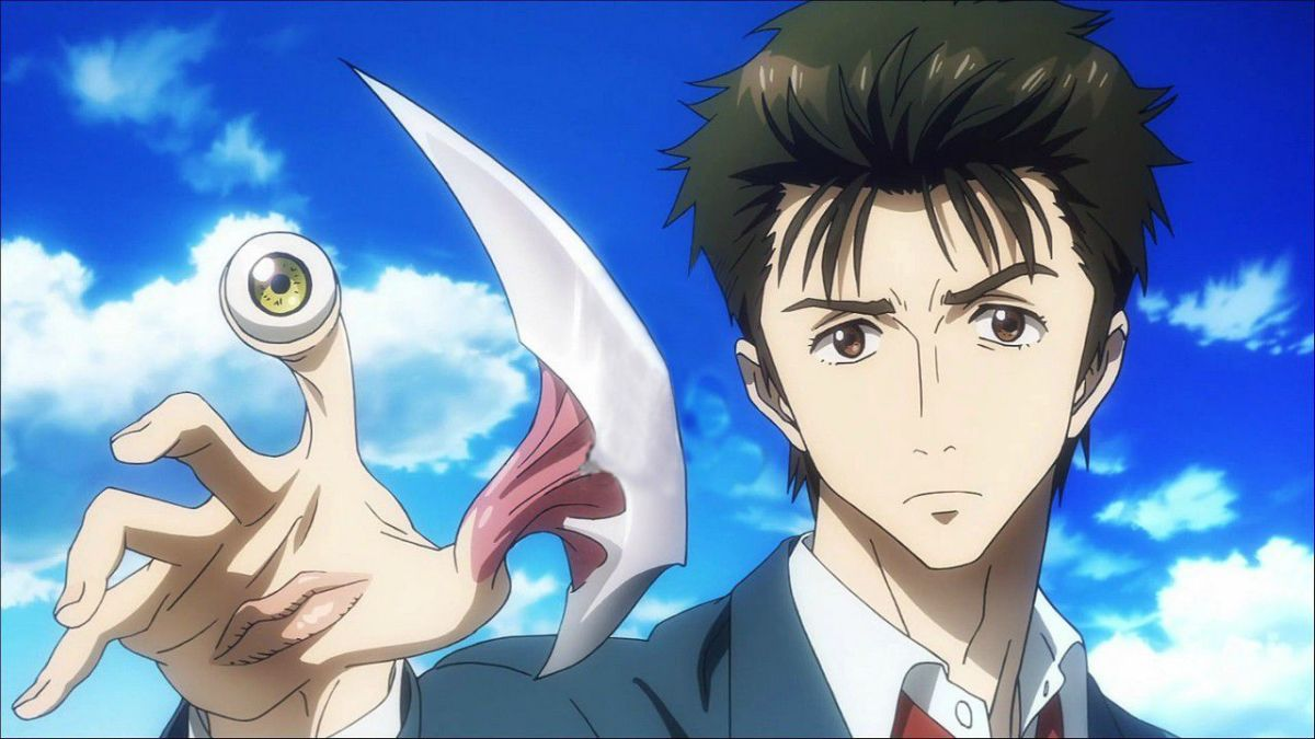 """Parasyte -the maxim-"" is a great adaptation of a great manga."
