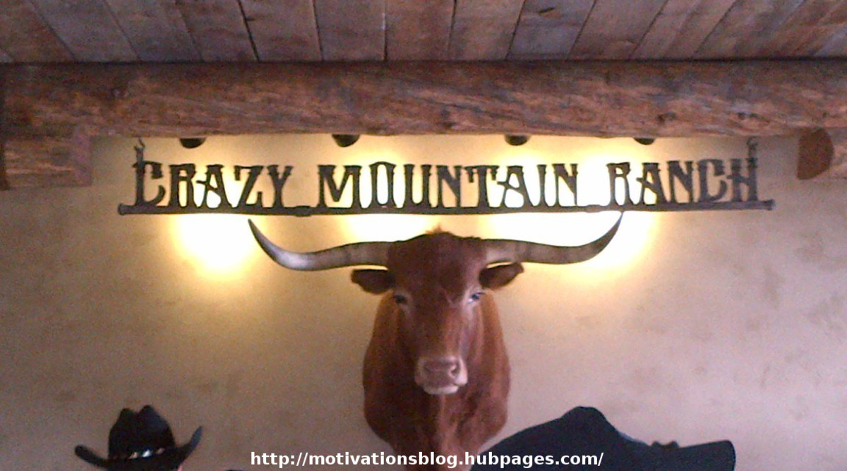 Crazy Mountain Ranch (The Marlboro Ranch) in Montana