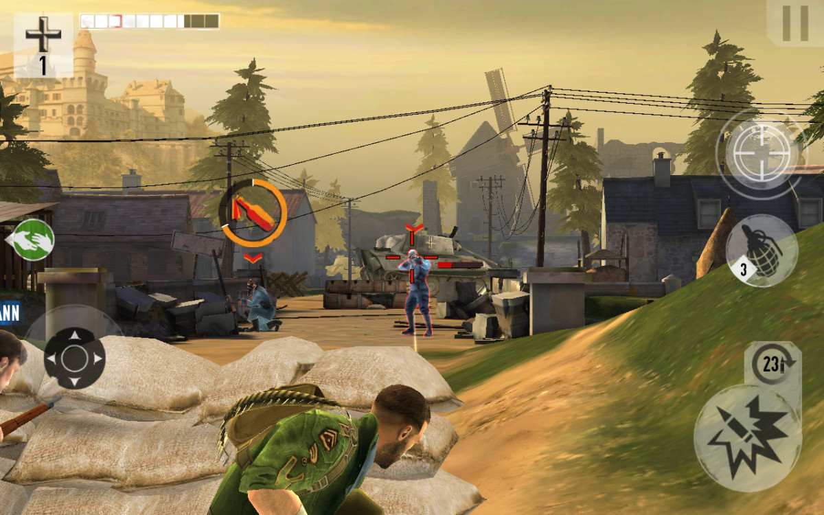 Brothers in arms 3 sons of war tips tricks and unlockables levelskip 1 eliminate enemies before they throw a grenade or molotov malvernweather Images