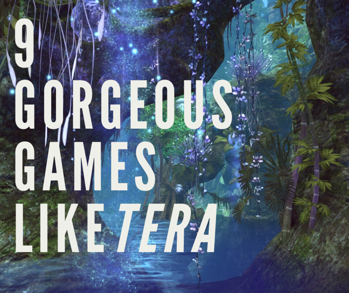 "If you're looking for a fantastical MMORPG similar to ""TERA,"" then you've come to the right place."