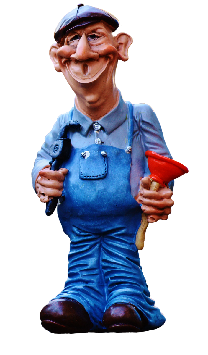 Randy, the Plumber