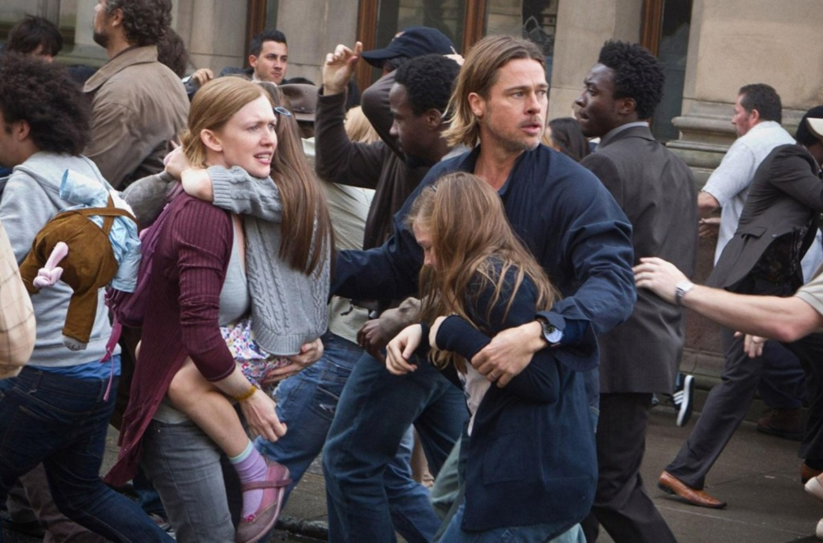 9 Best Post-Apocalyptic Movies Like World War Z Where Zombies Are Actually Scary