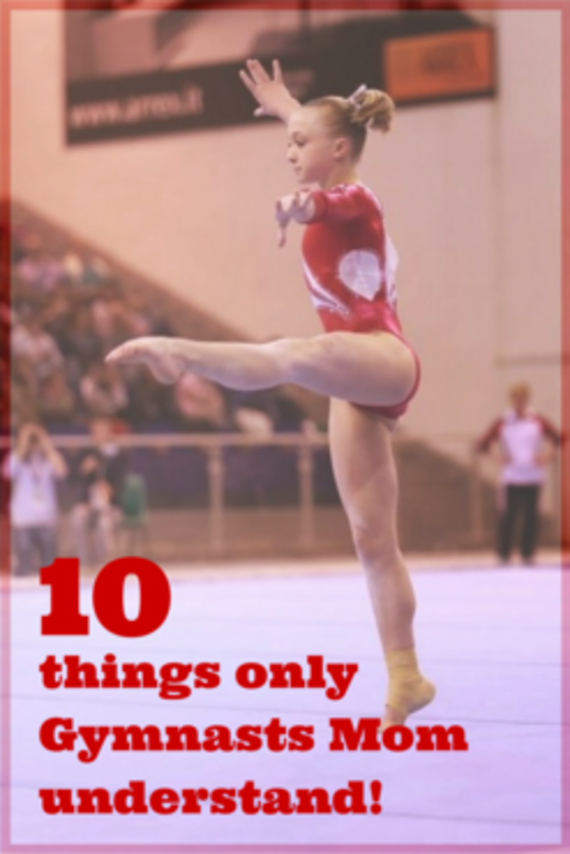 10 Things Only Gymnast's Moms Understand