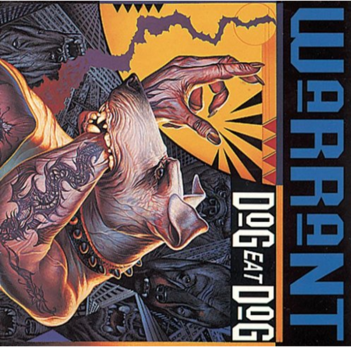 Forgotten Hard Rock Albums: Warrant,