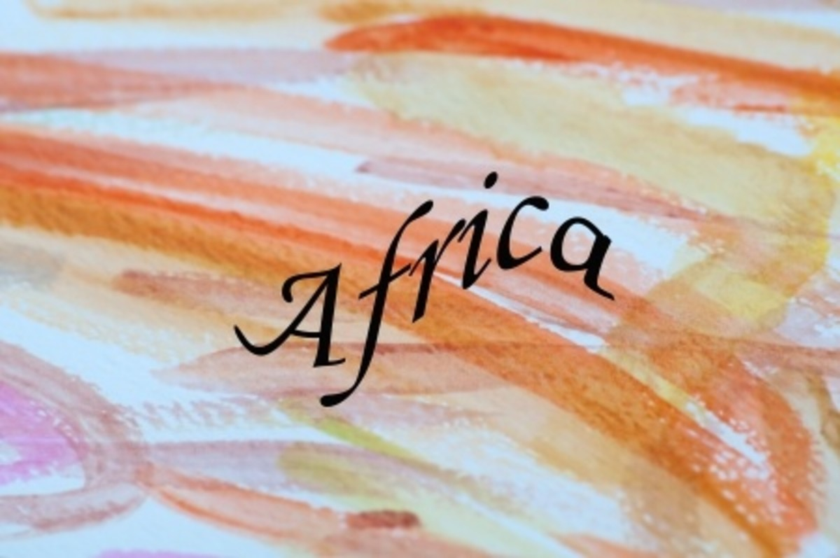 Into Africa?