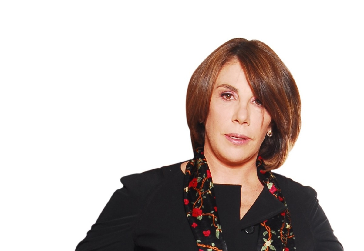 Mexican writer Sabina Berman